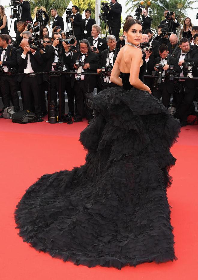Канни 2018: найдорожча сукня