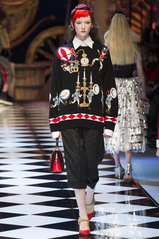 Dolce & Gabbana FW 2016