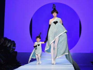 Коко Роша и ее дочь