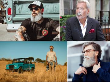 Как нужно выглядеть: 6 мужчин в возрасте, в которых ты влюбишься