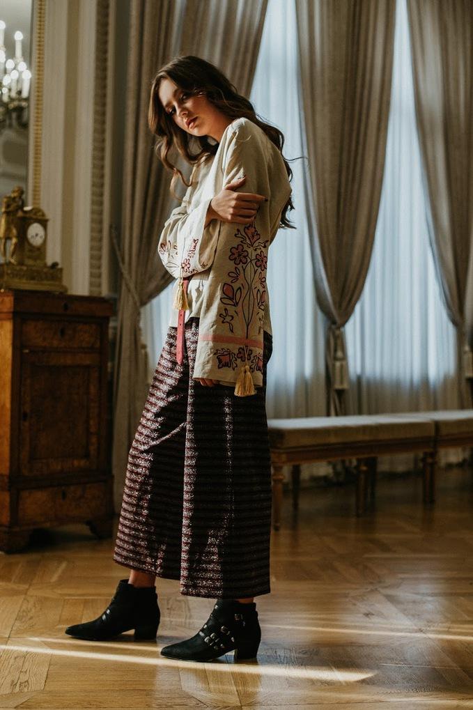 Українські мотиви осінь