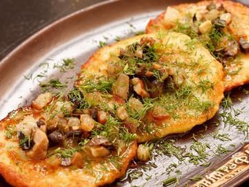 Деруни картопляні: рецепт