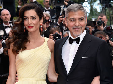 Амаль Клуні і Джордж Клуні