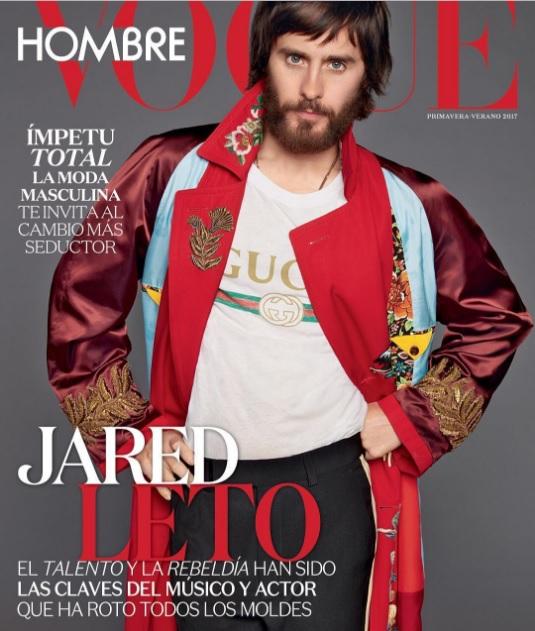 Джаред Лето для Vogue Mexico