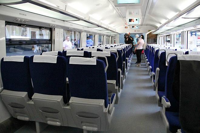Поезд Хюндай, цена билета