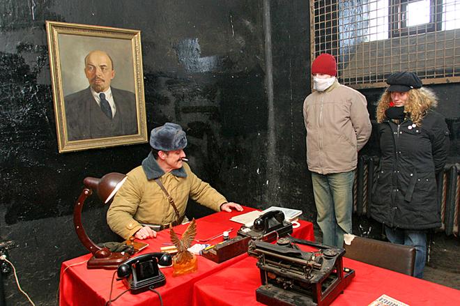 Цікаві місця Латвії: В'язниця Кароста