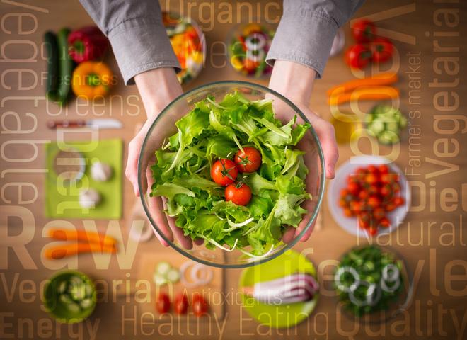 Міфи про правильне харчування
