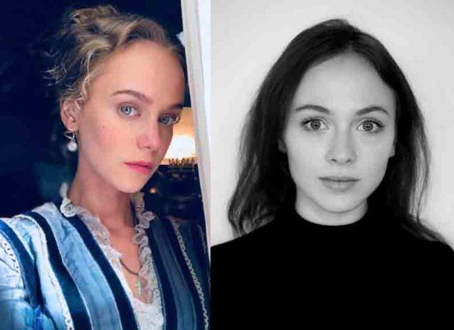 Катерина Ковальчук и Соня Присс