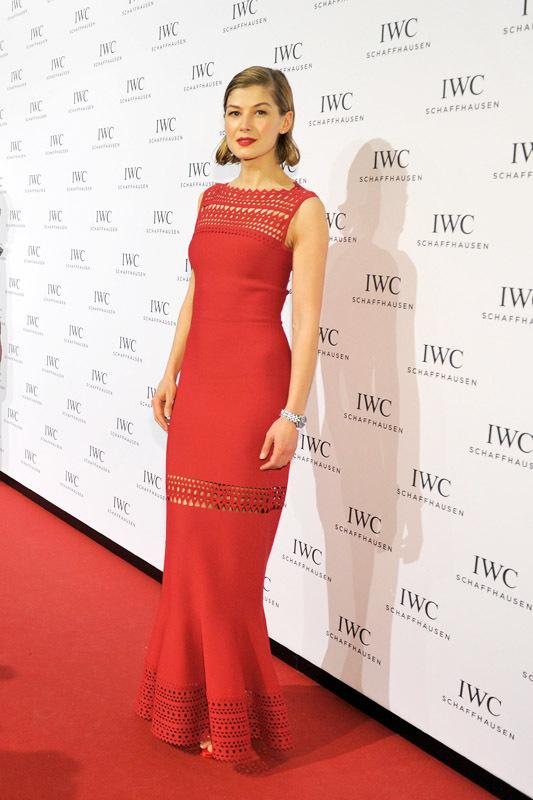IWC gala: образи червоної доріжки