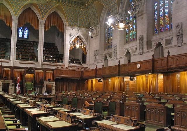 Где туристу почувствовать себя депутатом: Парламент Канады