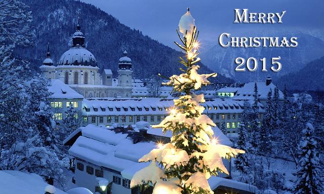С Рождеством 2015