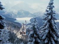 Диснеевский замок в Германии