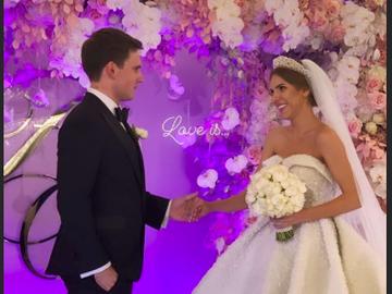 Весілля Каті Гуменюк