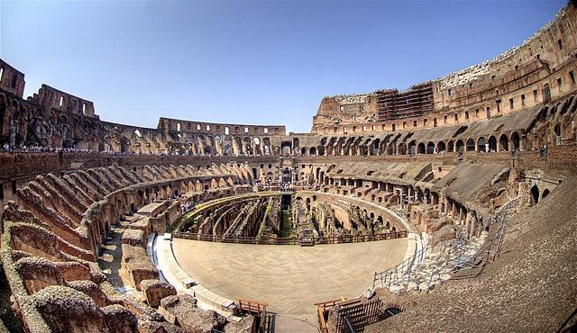 Достопримечательности Рима: Коллизей