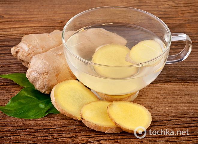 Как приготовить имбирный чай для иммунитета