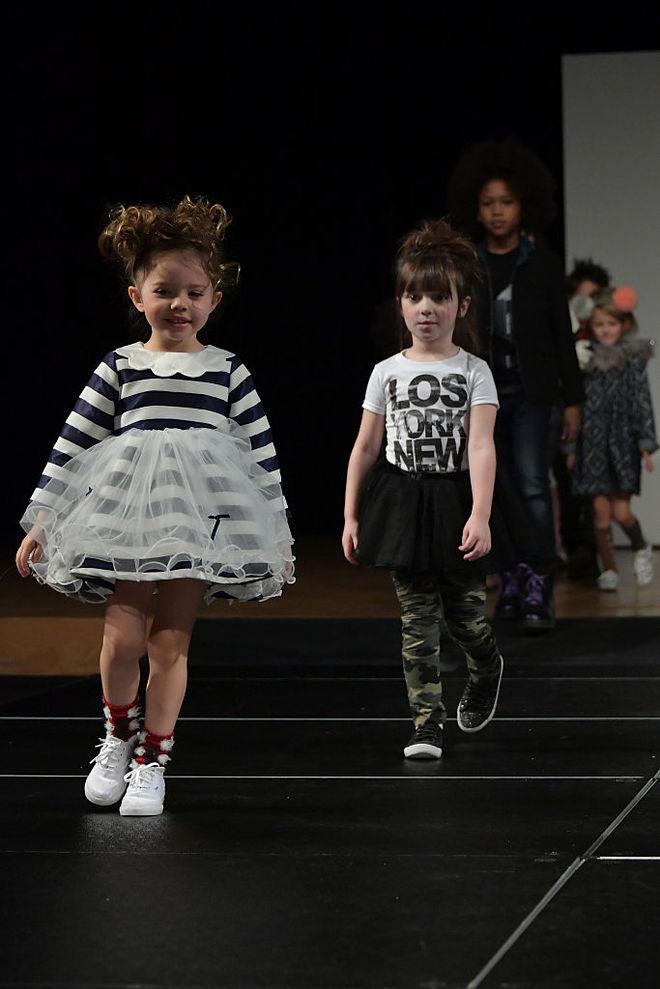 Детская мода 2017