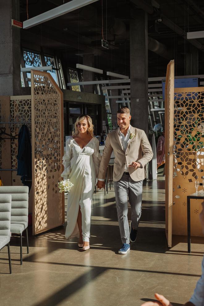 Дмитрий Черкасов с женой Александрой