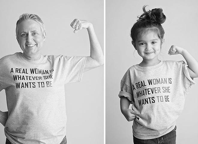 Трехлетняя девочка повторила образы Адель и Эммы Уотсон