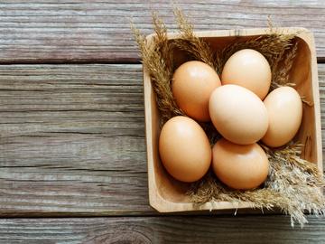 Сніданки з яєць: рецепти для натхнення