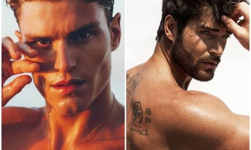 10 сексуальных парней-моделей, на которых нужно подписаться