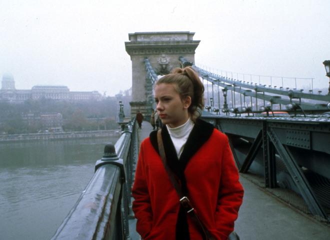 Скарлетт Йоханссон (Cover: какой была и какой стала)