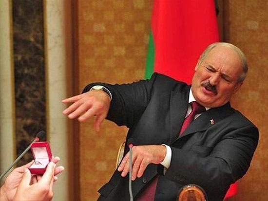 Фотожабы с Лукашенко