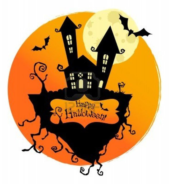 Открытки с Хэллоуином