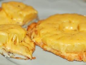 Отбивные с сыром из курицы