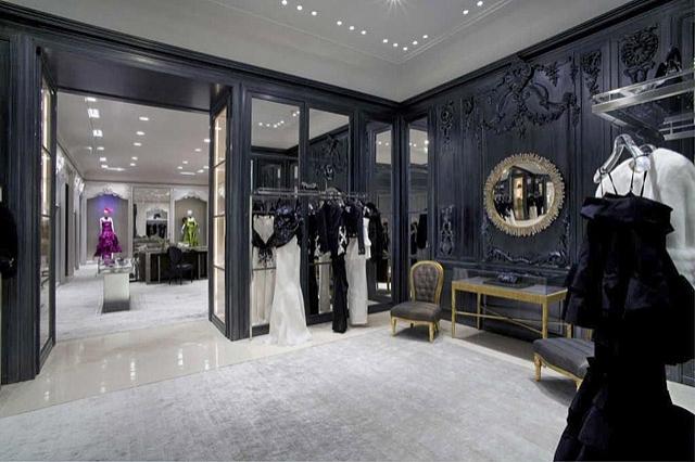 Шопінг в Парижі: Бутік Christian Dior на авеню Монтень, 30