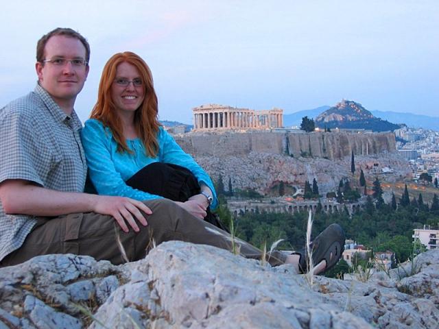 Достопримечательности Афин: Холм Филопапу