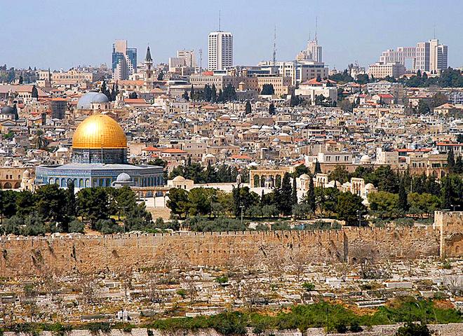 Достопримечательности Иерусалима: Старый город