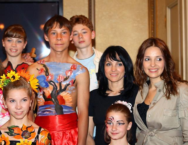 Евгения Карр: успешная дочь знаменитого политика