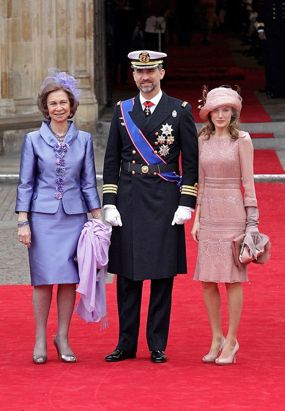 Самые стильные гости королевской свадьбы