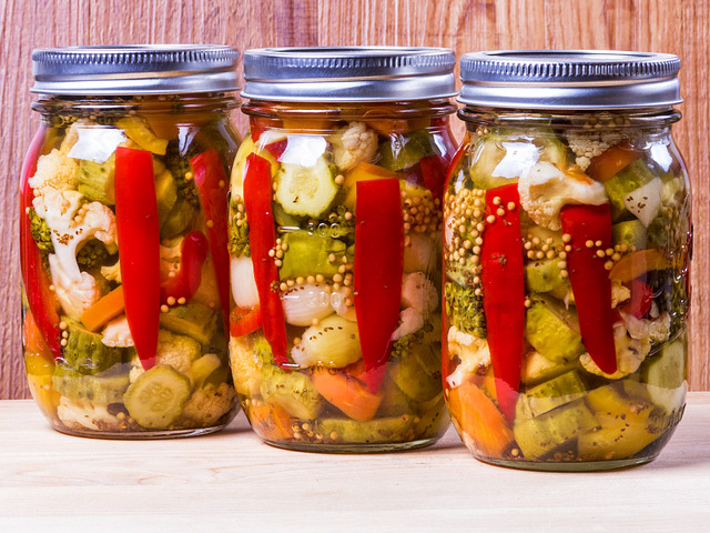 Консервация из овощей рецепты с фото