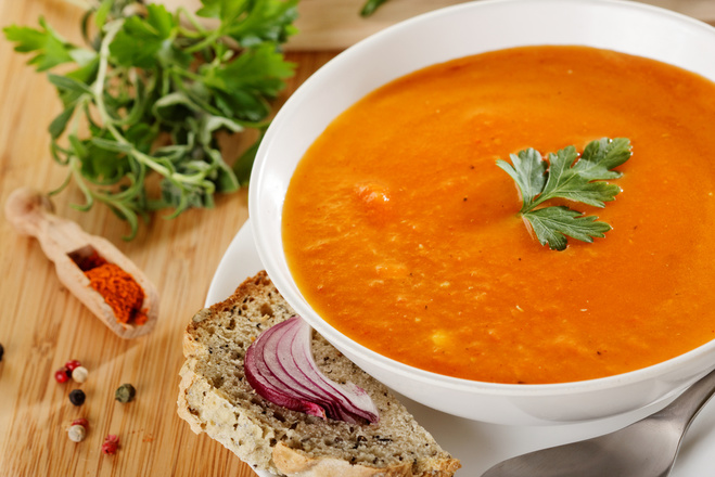 Сочевичний суп: рецепт