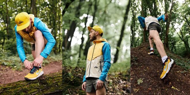 Оновлена колекція Nike Trail для щоденної пробіжки