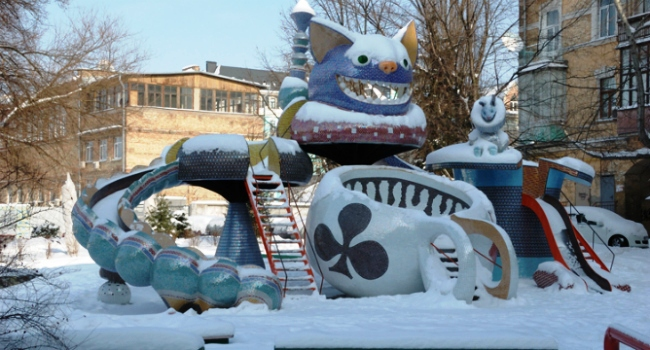 Зима в місті: 13 місць, де покататися на санках у Києві