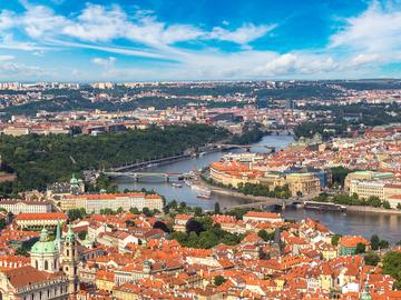 ТОП-6 найкращих визначних пам'яток Чехії
