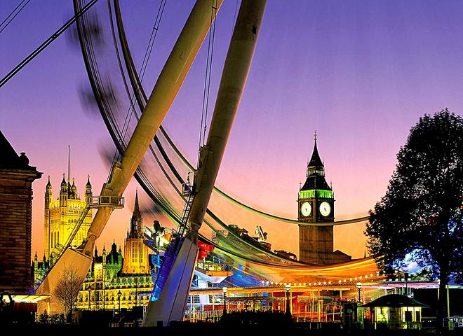 Вражаючі фото міст Туманного Альбіону: Лондон