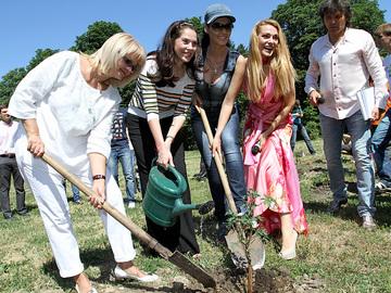 Кампанія «Мільярд дерев»
