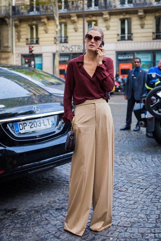Модные летние брюки, которые удлиняют ноги
