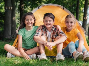 Дитячий табір