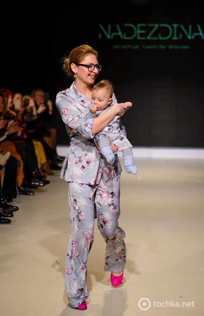 Junior Fashion Week день первый