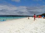 Лучшие пляжи мира: World's Whitest Sand Beach