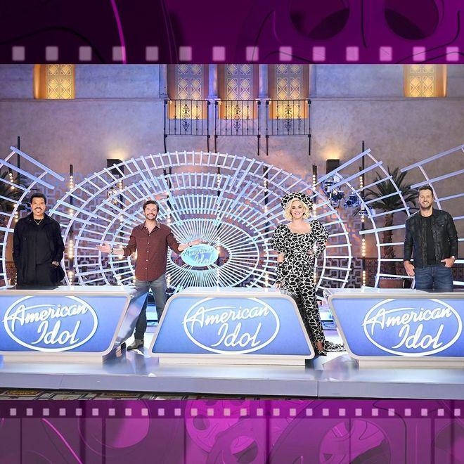 Кэти Перри на American Idol