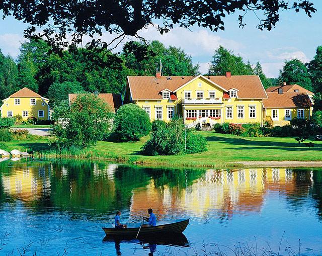 ТОП готелів із привидами: Toftaholm Herrgrd, Швеция