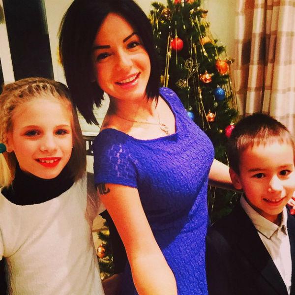 Юлия Волкова: дети
