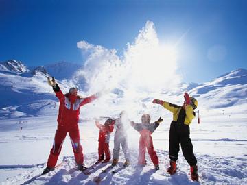Австрія пропонує туристам найбільшу гірськолижну зону в країні