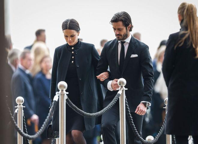 принц Карл Філіп і принцеса Софія (Cover)