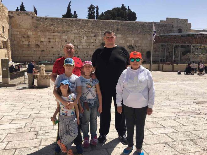 Квартал 95 в Израиле